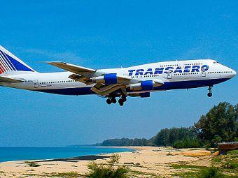 Эксперты позитивно оценивают темп развития компании «Трансаэро»