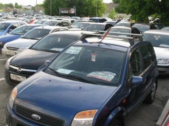 ВКрасноярске подорожал рынок подержанных авто