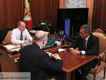 Оптимизация бюджетных расходов незатронет гособоронзаказ игоспрограмму вооружения— Путин