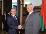 Россия поддержала Белоруссию