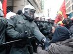 Назападе Германии одновременно прошли акции исламистов иихпротивников