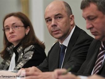 Силуанов: пик негатива вэкономикеРФ пройден