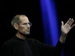 Акции Apple упали из-за ухода Стива Джобса