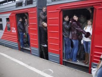 Четыре области России отказались отвосстановленных электричек