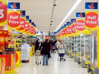 Годовая инфляция вБритании впервые вистории замедлилась донуля