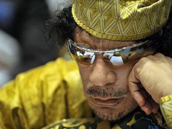 США разморозят часть активов Каддафи