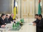 Порошенко надеется навозобновление поставок газа изТуркменистана вУкраину