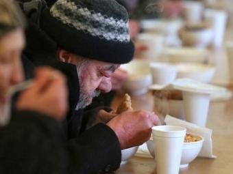 ВРоссийской Федерации число бедных загод увеличилось на3,1 млн. человек