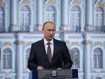 Путин: Глубокого кризиса вРоссийской Федерации неслучилось