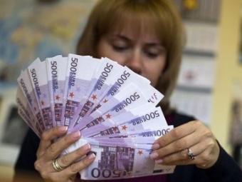 Евро идоллар дешевеют наМосковской бирже