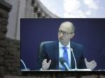 Яценюк обратился вЕС из-за запрета нареверс газа