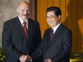 Белоруссия получила кредит от Китая