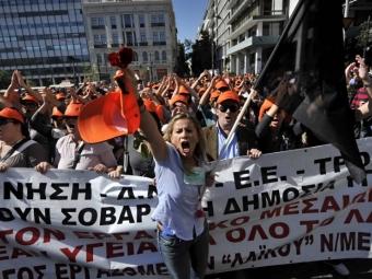 МВФ: Греции потребуется 50млрдевро дополнительной финансовой помощи