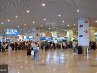 ВИП-залы аэропортов лишились отдельных пунктов паспортного контроля— СМИ