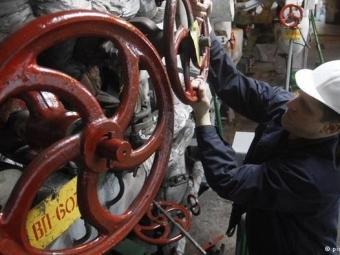 «Газпром» невидит дилемм странзитом газа через государство Украину