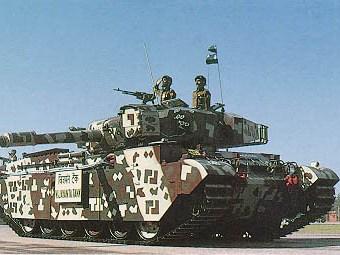 Индия - крупнейший импортер вооружения