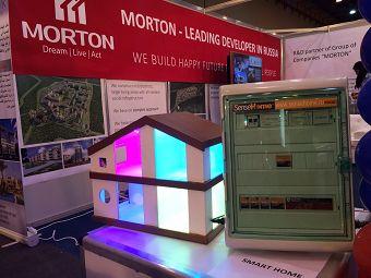 ГК «Мортон» и РОО «Русское техническое общество» представили инновационные разработки российских компаний на выставке Electricx в Египте