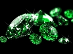 Впервые в стране на биржевые торги выставлены несколько килограммов драгоценных камней