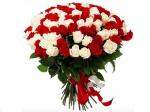 Лучший подарок - букет роз