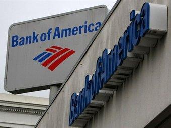 Акции Bank of America выросли на 10 процентов за день