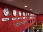 Торги на ММВБ начались с часовым опозданием