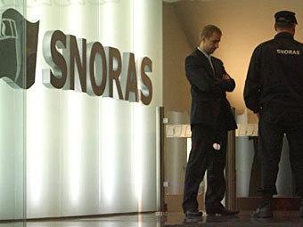 Британские власти задержали литовских банкиров