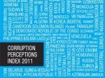 В новом рейтинге коррупции Россия заняла 40-е место с конца