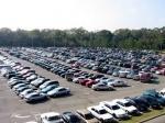 За 6 лет число паркингов в связи с ростом проката машин в Москве утроится