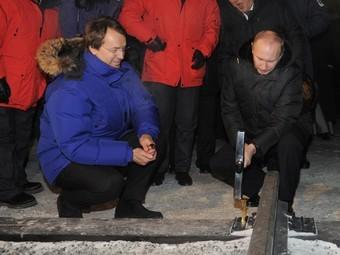 """Путин рассказал о """"презумпции добросовестности бизнеса"""""""