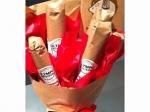 Ресторан предложил клиентам букеты из колбасы