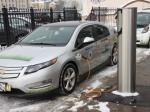 В Москве открылись 19 заправок для электромобилей