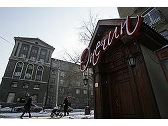 """Ресторан """"Онегин"""" в Новосибирске выставлен на продажу"""