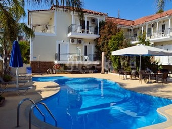 Деревня Храни - отдых в апартаментах на Пелопоннесе в Греции