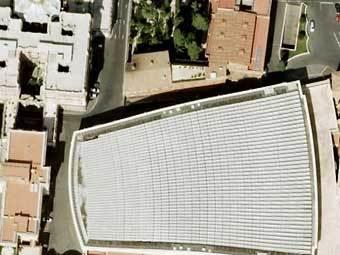 В Ватикане запустили первую солнечную электростанцию