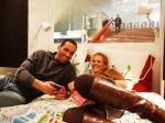 IKEA поселила пятерых парижан в метро