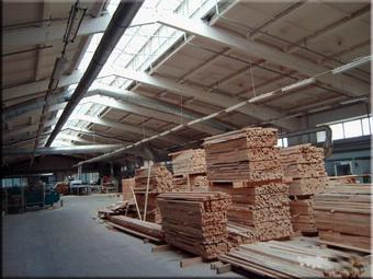 В Кемеровском районе открыт деревообрабатывающий комплекс