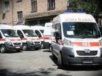 Украина закупила новые автомобили для скорой медицинской помощи