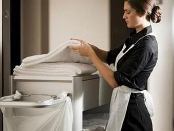 Современная техника для профессиональной уборки отелей