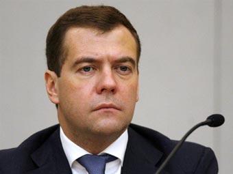 Д.Медведев: Дальнему Востоку нужен особый налоговый режим