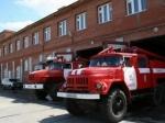 Полным ходом продолжается строительство нового пожарного депо в Пскове