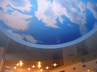 Равнение на потолок