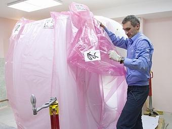 Пациентов Псковской горбольницы будут обследовать на новом томографе