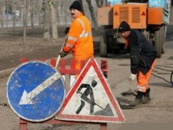 Подготовительные дорожные работы в Харькове запланированы на апрель