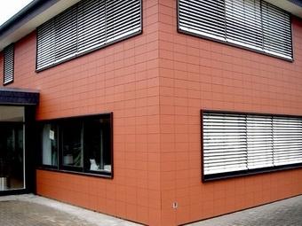 Современные фасадные панели