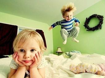 Если ваш ребенок - гиперактивен