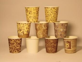 Компания HÖRAUF представила новую машину для прозводства бумажных стаканов