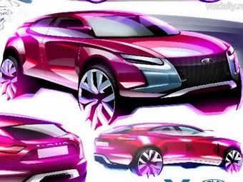 Студенты МАМИ разработали дизайн новой Lada С-класса