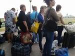 Граница РФ-Казахстан: комфорта нет, но водки провозить можно больше