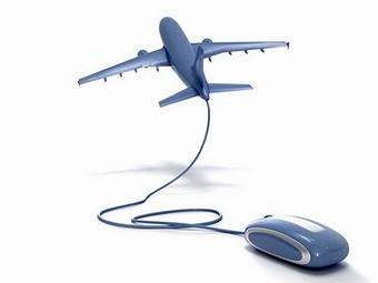 Объем продаж авиабилетов онлайн в России продолжает расти
