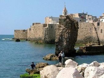 Туры в Израиль в Кесарию